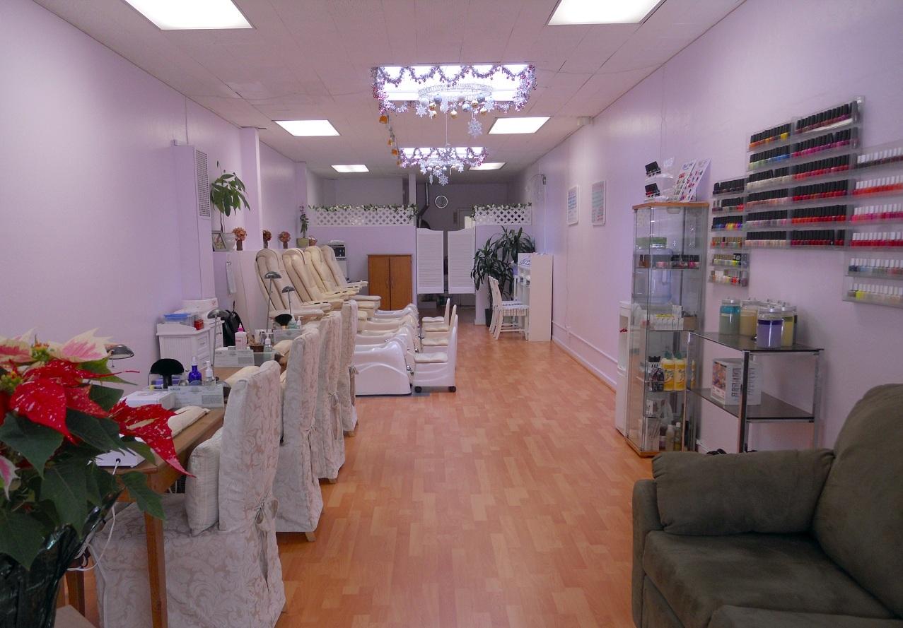 La rose nail spa for 3d nail salon midvale utah